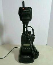 Kenwood TK-2180-K VHF Radio 136-174 MHz with Charger & Microphone