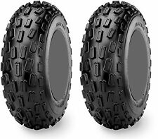 Pair 2 Maxxis Front Pro 21x8-9 ATV Tire Set 21x8x9 21-8-9