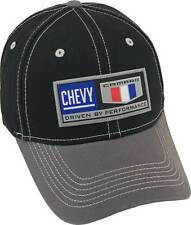 Chevrolet Chevy Flagged Camaro American Muscle Car Adjustable Hat Cap SCRZ-88962
