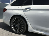 Breyton Race LS2 mattgun 8,5j + 9,5jx19 BMW 5er G30 G31 X3 G01 X4