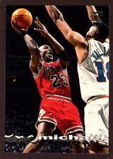MICHAEL JORDAN MINT BULLS  1993-94 STADIUM CLUB #169 MINT FROM PACK