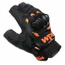 K T M EASY4BUY Half Finger Motorcycle Riding Gloves for KTM Bikes  M Size