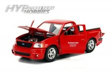 JADA 1:24 N/B FAST & FURIOUS 1999 FORD F-150 SVT LIGHTNING DIE-CAST RED 99796