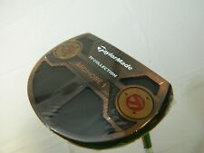 """New Taylormade TP Collection Ardmore 1 Black Copper 35"""" Putter 35 inch"""