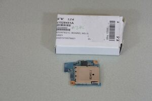 Sony A1528451A 1-874-701-11 MOUNTED C.BOARD MS-396Camcorder HDR-TG1 Memory Card