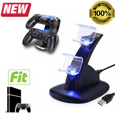 FOR PlayStation PS4  Controller Charger Station