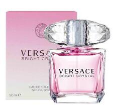 Versace Bright Crystal Women 3.0 oz 90 ml Eau De Toilette Spray Nib Sealed