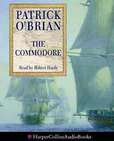 The Commodore by Patrick O'Brian (Audio cassette, 2000)