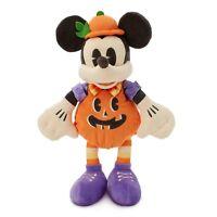 Disney Mickey Mouse Halloween Calabaza Muñeco de Peluche Muñeca 37cm