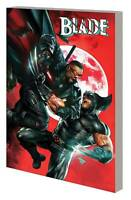 BLADE BY GUGGENHEIM COMPLETE COLLECTION TP (MARVEL)