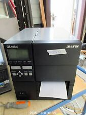 SATO GL408E DT/TT Thermal Thermo Label Drucker USB LAN Printer 8111.4 M - TESTED