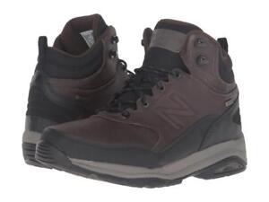 New Men's New Balance 1400 MW1400DB Walking Boot Size 7.5 Narrow Brown