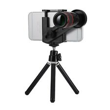^ Od Zoom for Smartphone 12 Magnifications Tele Objective Universal with Tripod
