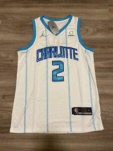 Charlotte Hornets Lamelo Ball White Jersey Medium New With Tags