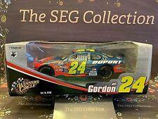 Jeff Gordon #24 Dupont Chevy Monte Carlo 1:18 NASCAR Diecast Winners Circle 2006