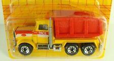 1994 Matchbox Peterbilt Quarry Truck #30 Yellow/Orange  Combine Shipping