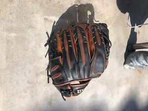 """wilson A3000 baseball glove 11.5"""""""