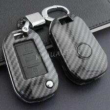Flip Key Fob Cover Case For Peugeot Citroen C3 C5 Aircross C4 Cactus C-Elysee