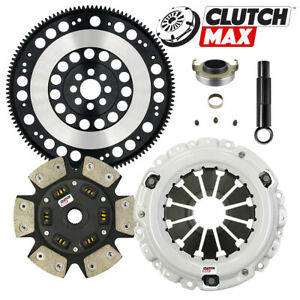 CM STAGE 3 RACE CLUTCH KIT+CHROMOLY FLYWHEEL ACURA RSX HONDA CIVIC Si K20 K24