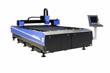 500W FIBER LASER CUTTING MACHINE With PC/ Tech Support 1Yr Warranty From USA