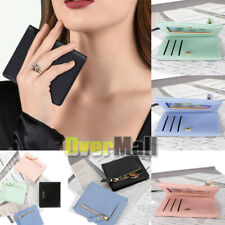 Women Wallets Small Bifold Leather Pocket Wallet Mini Short Purse Card Holder