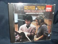 Mozart-Violin Concertos Nos. 2 & 4-Mère/Muti