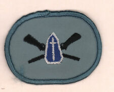 Infantry School Oval Army patch