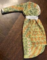 MINT 1970's Vintage Mego CHER Doll Montgomery Wards catalog One shoulder dress
