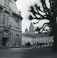CLUNY c. 1954 - Abbaye de Cluny  Saône et Loire - DIV 9870