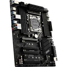 MSI LGA2066 X299 ATX Motherboard Support 7th Gen Intel® Skylake-X and
