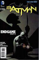 BATMAN #38, Endgame Part 4, VF/NM, SNYDER/CAPULLO, DC Comics, March 2015