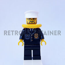 Lego 1 train d helicoptere noir set 6773 7892 6464 7899 1 black sled