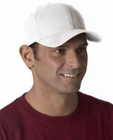 Yupoong Casual 6 Panel Structured Sewn Mid Profile Cotton Twill Cap. 6363