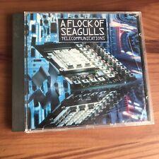 A FLOCK of SEAGULLS Telecommunications CD 16 hits