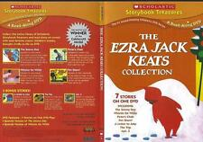 DVD:  SCHOLASTIC THE EZRA JACK KEATS COLLECTION
