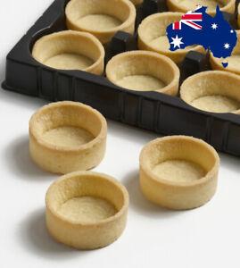 MINI Round Sweet Tart Shells Tray Dessert Buffet 4cm - Just Fill
