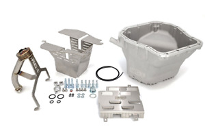IAG STREET OIL PAN PACKAGE SILVER PAN, PICKUP, BAFFLE, WINDAGE TRAY FOR SUBARU