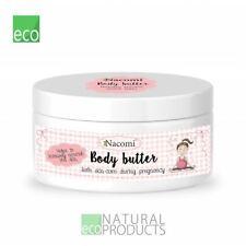 Nacomi For Pregnant Women Natural Body Butter 100g