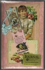 Victorian Journal with Bookmark