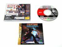 USED Sega Saturn Fighters Megamix