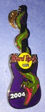 Hard Rock Cafe Hrc Collectible Authentic Pin Le Rare L@K 109H