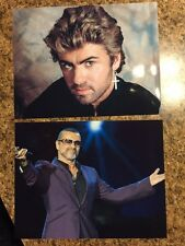 "George Michael, 8.5"" X 11"" Color Photo"