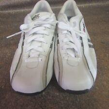 MARC ECKO UNLTD Donovan Tan/White Leather Lace Shoes Size US 9 (G3)