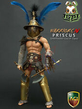 ACI Toys 1/6 Gladiator Priscus_ Box Set _peeling defect Roman Warriors 4 AT035Z