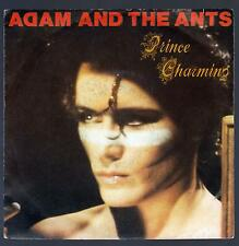ADAM AND THE ANTS DISCO 45 GIRI PRINCE CHARMING B/W CHRISTIAN D' OR - CBS A 1408