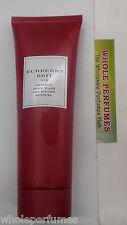 BURBERRY BRIT RED FOR WOMEN 3.3 / 3.4 OZ / 100 ML SENSUAL BODY WASH NO BOX