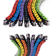 520 MRD6 Race Chain EK Japanese Motorbike Black / Purple and other colours