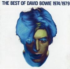 DAVID BOWIE the best of david bowie (CD compilation) 7243 4 94300 2 0 pop rock
