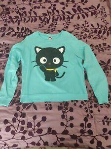 Chococat Sanrio Sweatshirt Juniors XL