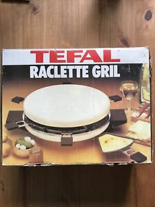 Vintage Tefal Raclette Grill